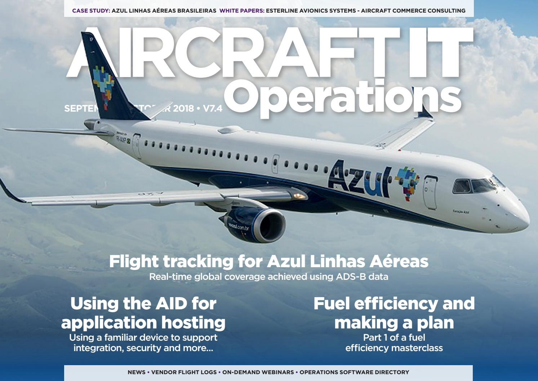 Aircraft IT Operations V7 4, September-October 2018 by aircraftit