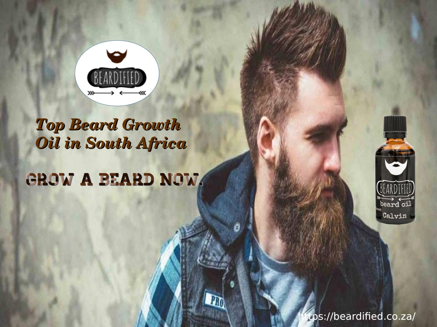 Top Beard Growth Products Online In Cape Town South Africa By Beardified Issuu