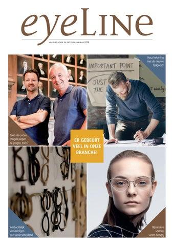 98f627d659c956 Eyeline Magazine 3 Najaar 2018 by LT Media - issuu