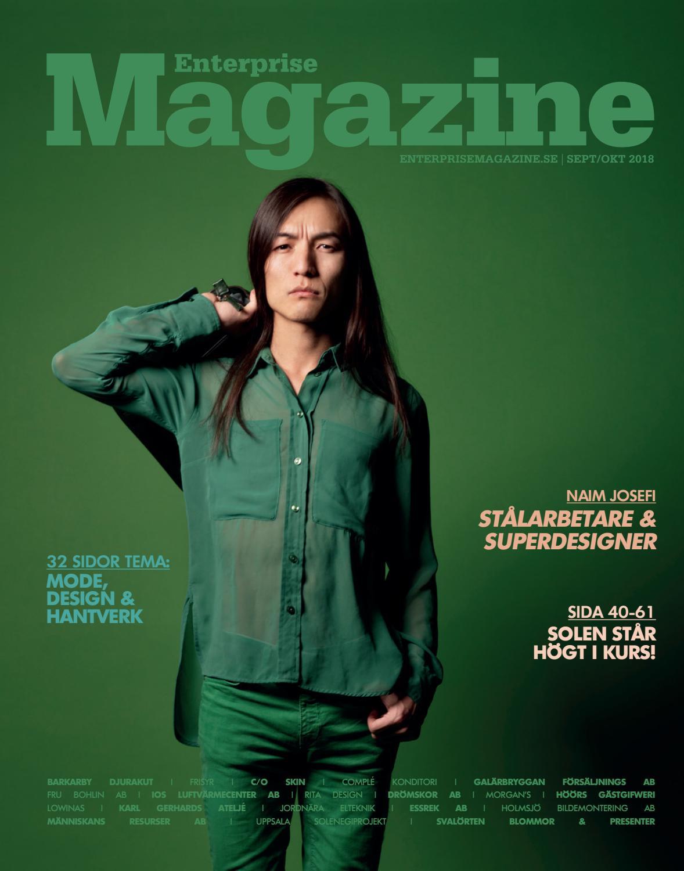 1aaedfe2 Enterprise Magazine Sept/Okt 2018 by RDS Förlag - issuu