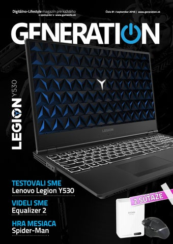 cc12027ae Generation magazín #081 by Generation magazine - issuu
