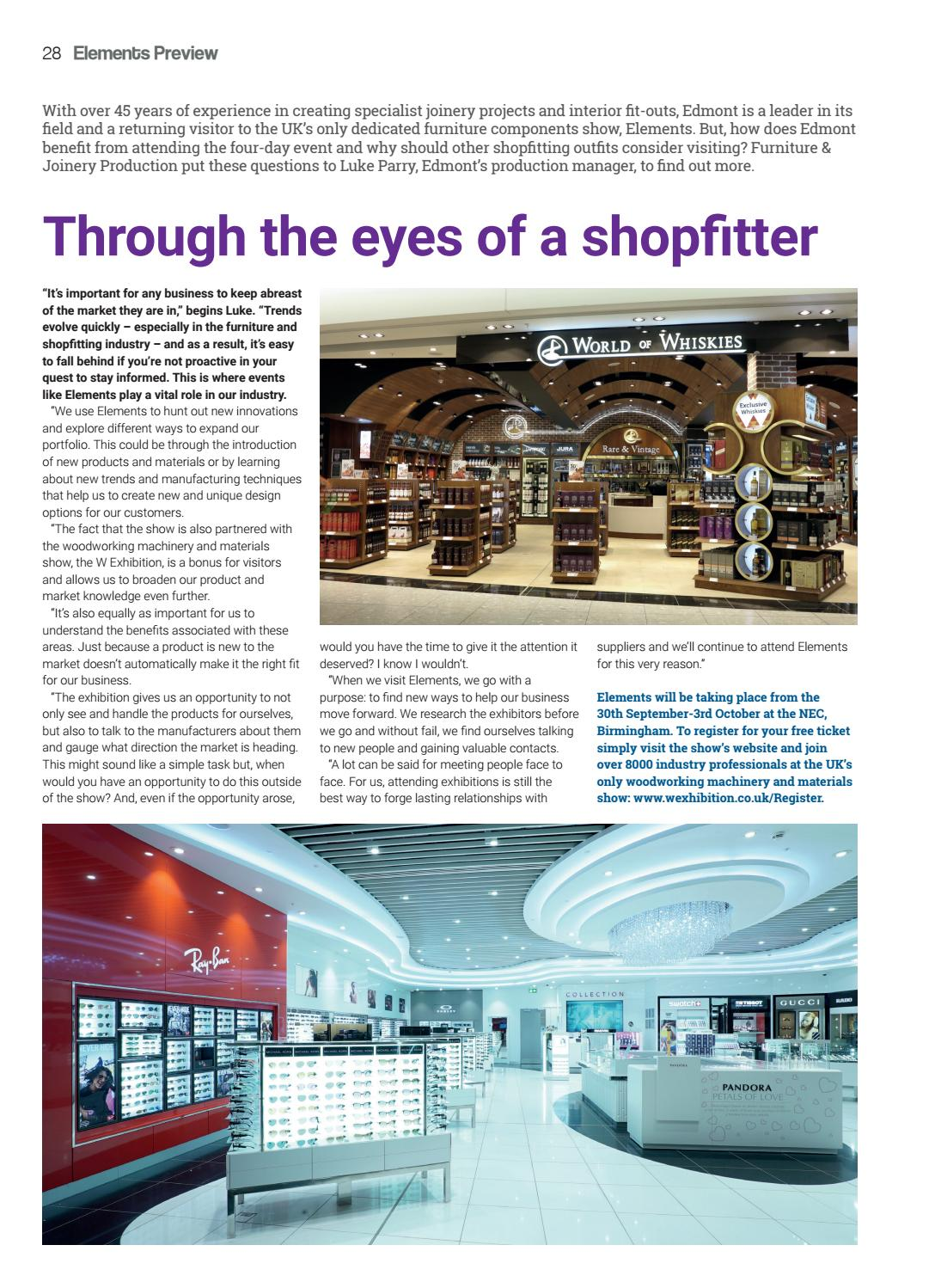 Furniture Joinery Production 299 By Gearing Media Group Ltd Issuu