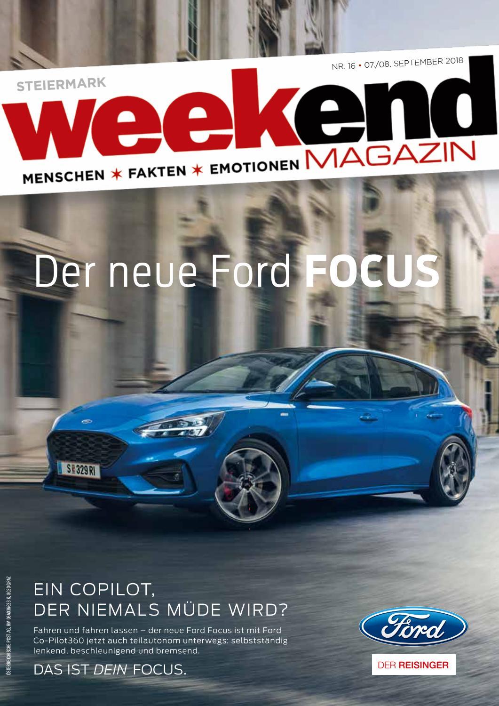 Weekend Magazin Steiermark By Issuu Shampo Vampire Lokal