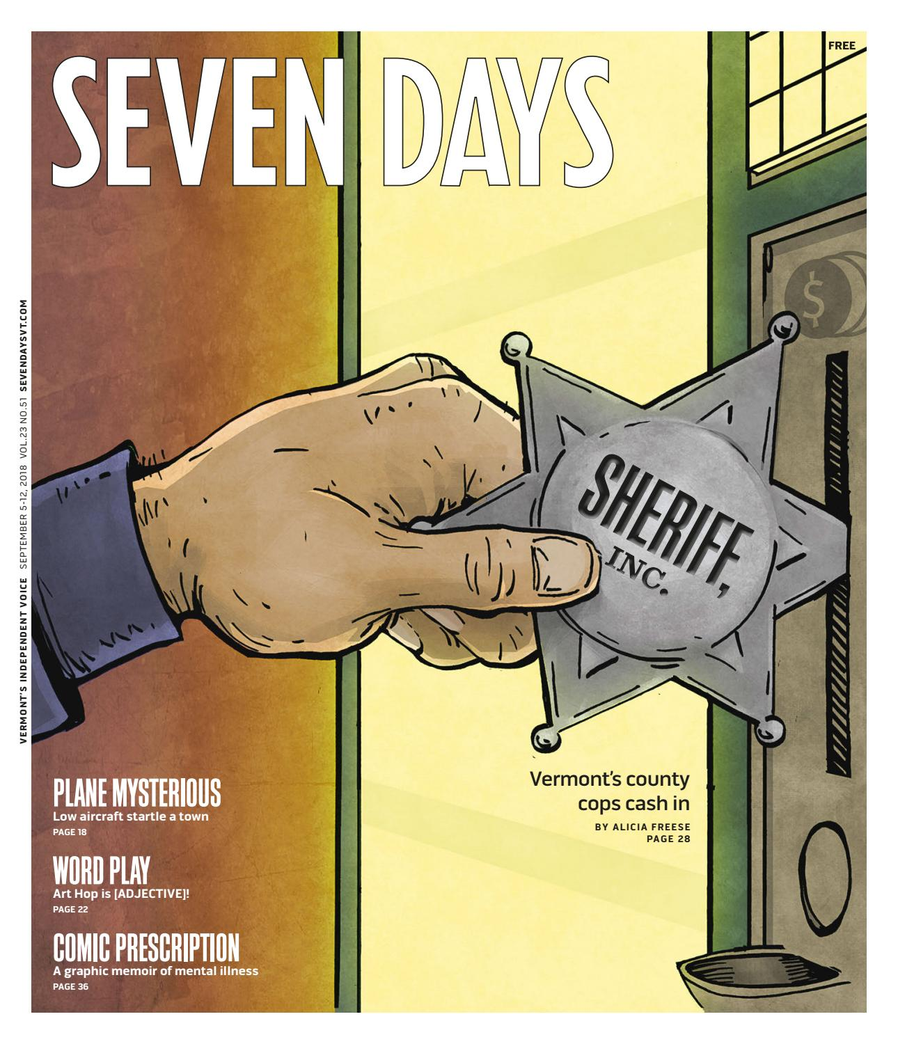Seven Days September 5 2018 by Seven Days issuu
