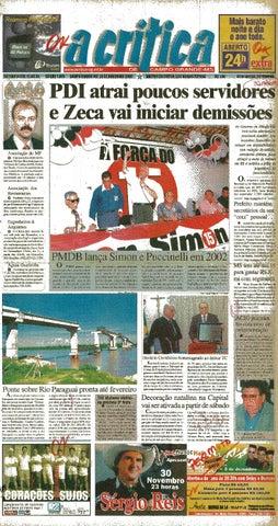 9a5cba03fb37c Jornal A Critica - Edição 1005- 26 11 2000 by JORNAL A CRITICA - issuu
