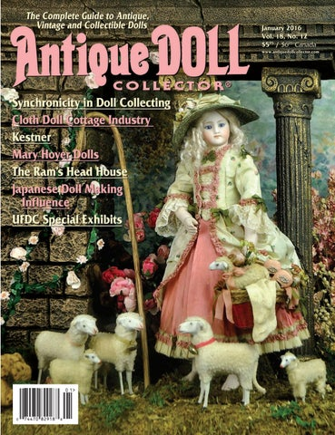 2016 Annual By Antique Doll Collector Magazine Issuu
