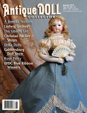 2010 ANNUAL by Antique Doll Collector Magazine - issuu c884a96e4