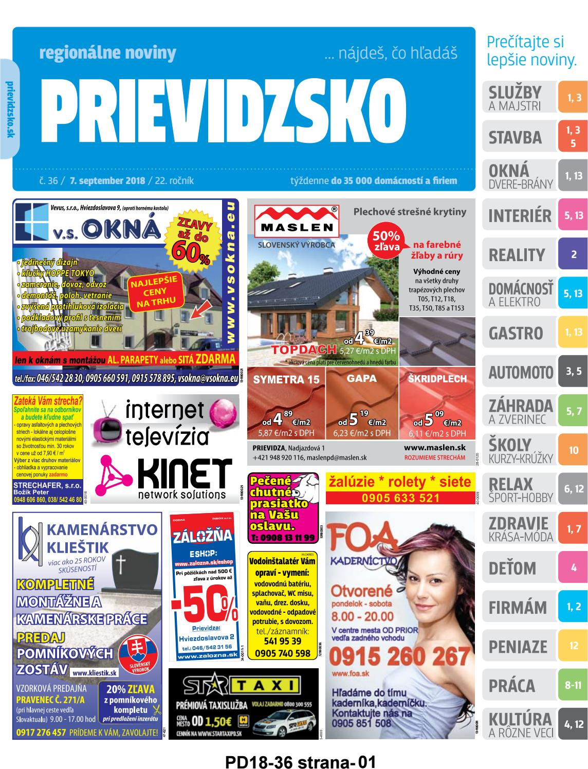 VT Zoznamka demo