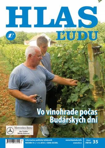 8bc056dfdcfa3 Hlas 35 2018 by NVU Hlas ľudu - issuu