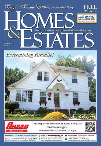 Homes   Estates Mag. Bergen Passaic (September 5 - September 19 ... a014100c06a18