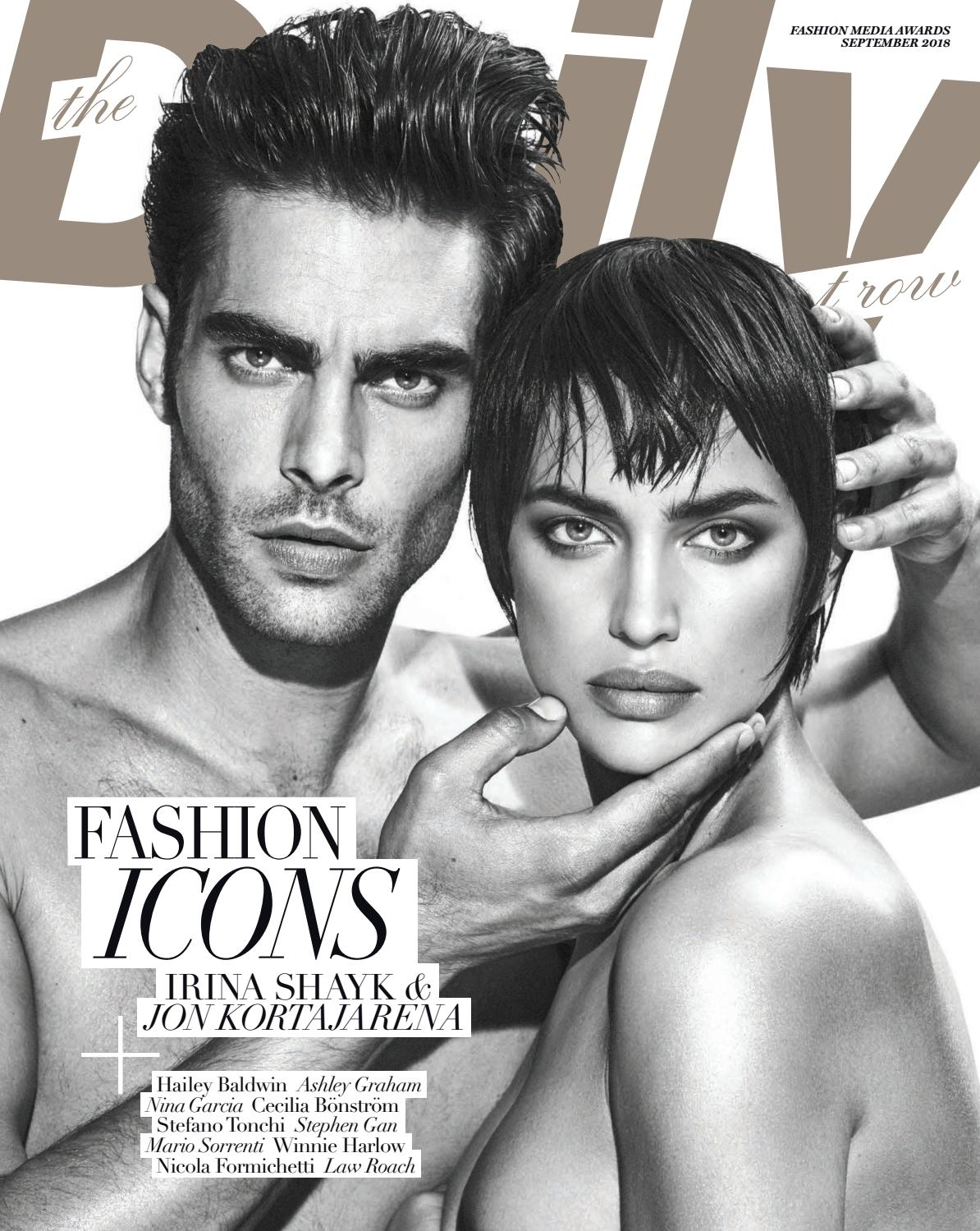 The Daily Front Row - Cover