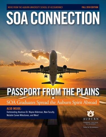e1e3d431fe02 SOA Connection -- Fall 2018 by Auburn University Harbert College of ...