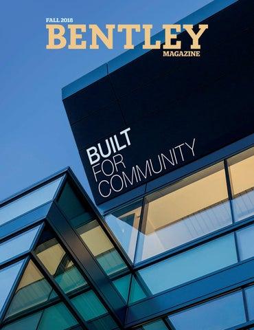 Issuu Bentley 2018 Magazine Fall University By qUVpSMGz