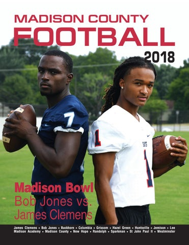 Madison County Football 2018 by Madison Publications - issuu