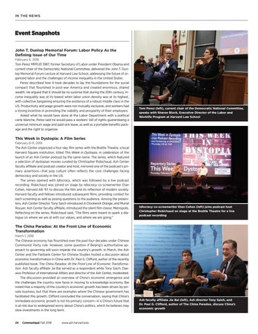 Page 24 of Event Snapshots