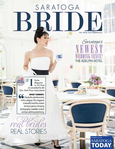 a983d75fde44 Saratoga Bride Fall 2018 by Saratoga TODAY - issuu