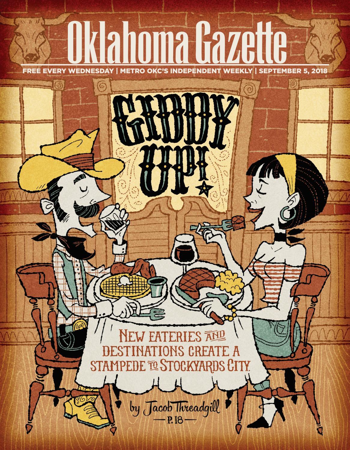 7af5357e2a Giddy Up! by Oklahoma Gazette - issuu