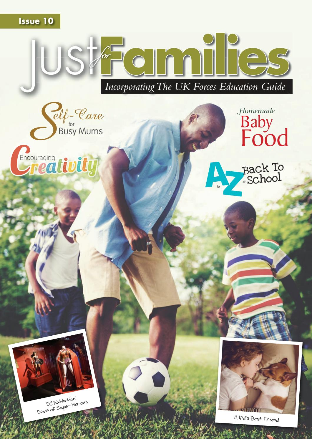 1cc51daad43 Just for Families Issue 10 by Forces & Corporate Publishing Ltd - issuu