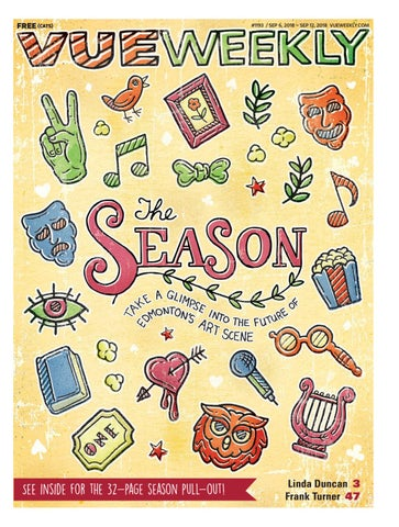 1193: The Season by Vue Weekly - issuu