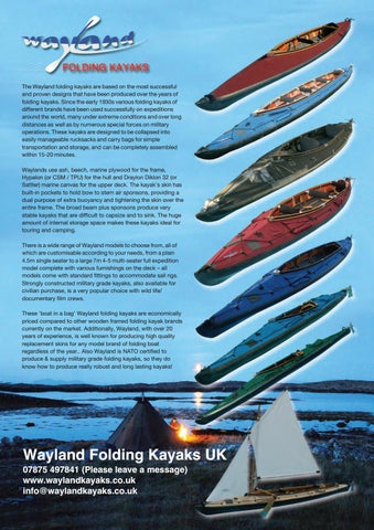 The Paddler Late Summer issue 43 by The Paddler ezine - issuu