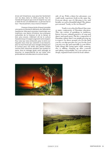 Page 19 of Wanderlust: Home in Hawai'i