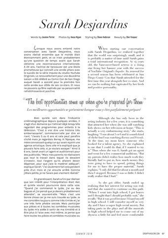 Page 67 of Sarah Desjardins