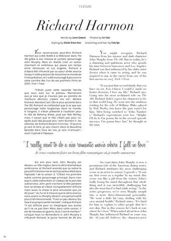 Page 72 of Richard Harmon
