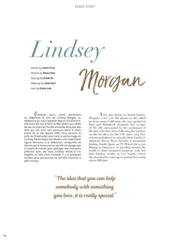 Page 84 of Lindsey Morgan