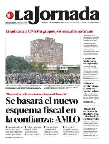 size 40 0688c 282f9 La Jornada, 09 05 2018 by La Jornada  DEMOS Desarrollo de Medios SA ...