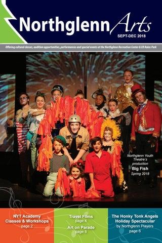 Fall Theatre Brochure by lskaufel - issuu