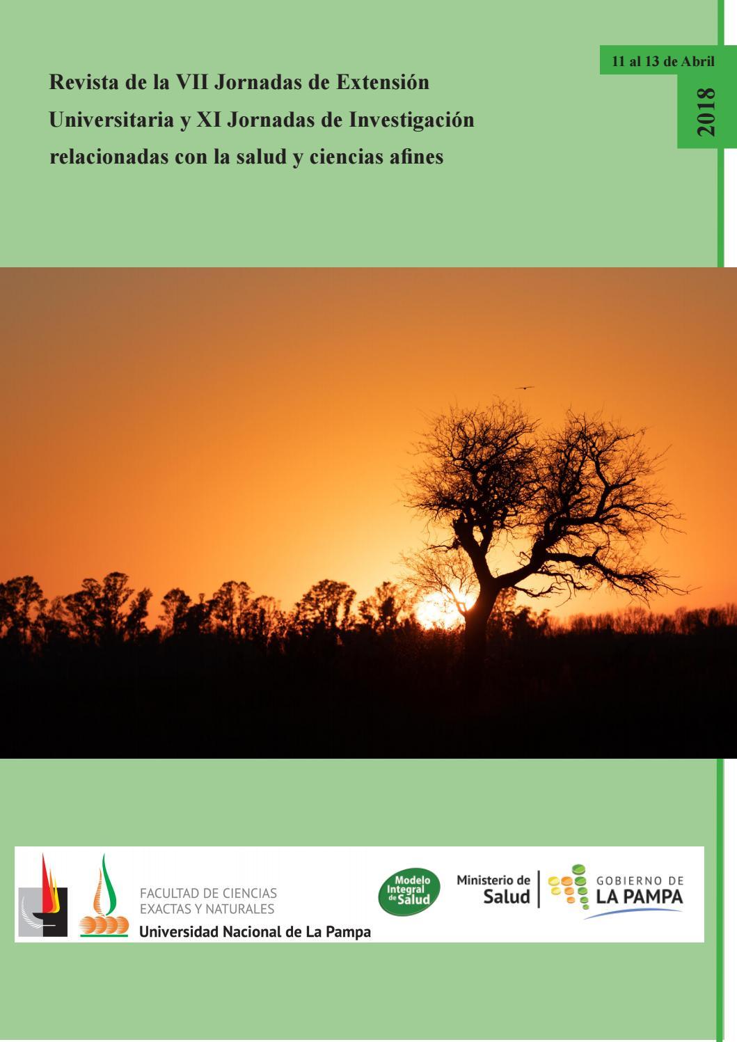 Revista De Las Xi Jornadas De Investigación Y Vii Jornadas