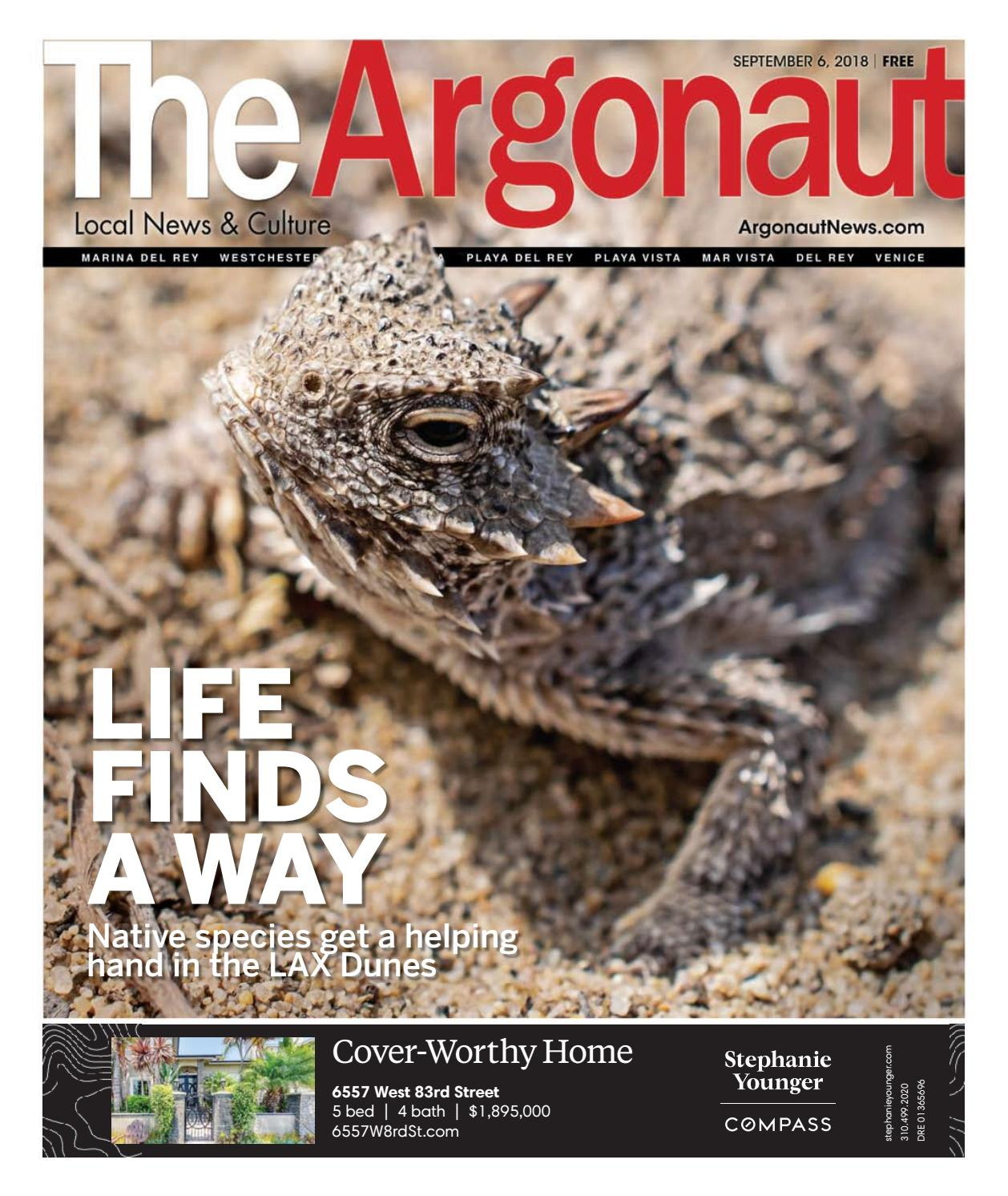 de2541da03b13 The Argonaut Newspaper September 6