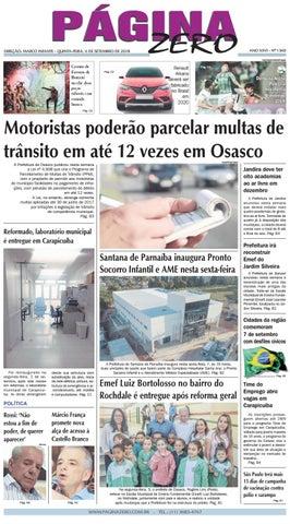7d9e758646 Página Zero Edição nº 1360 (06 09 2018) by Para acessar o seu Página ...