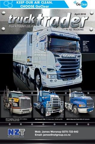 441c966cf3ec38 Truck Trader April 2018 by NZTrucking - issuu