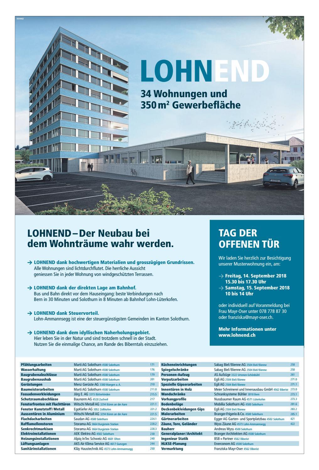 SoWo 36/18 by ZT Medien AG - issuu