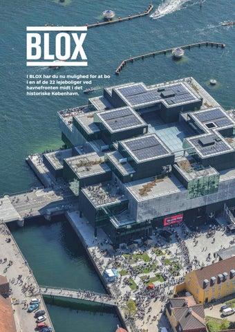 lejebolig havnefronten københavn