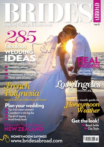 e5ca2a94aebf Brides Abroad - Issue 23 by Joint Venture Media - issuu
