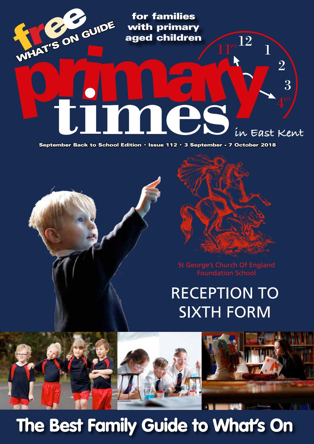 East Kent September Back to School 2018 issue by Alison
