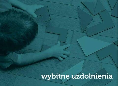 Katalog Specjalne Potrzeby Edukacyjne 20182019 Wu Nowa Szkoła By