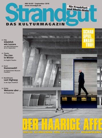 Strandgut 9/2018 by Strandgut Kulturmagazin - issuu