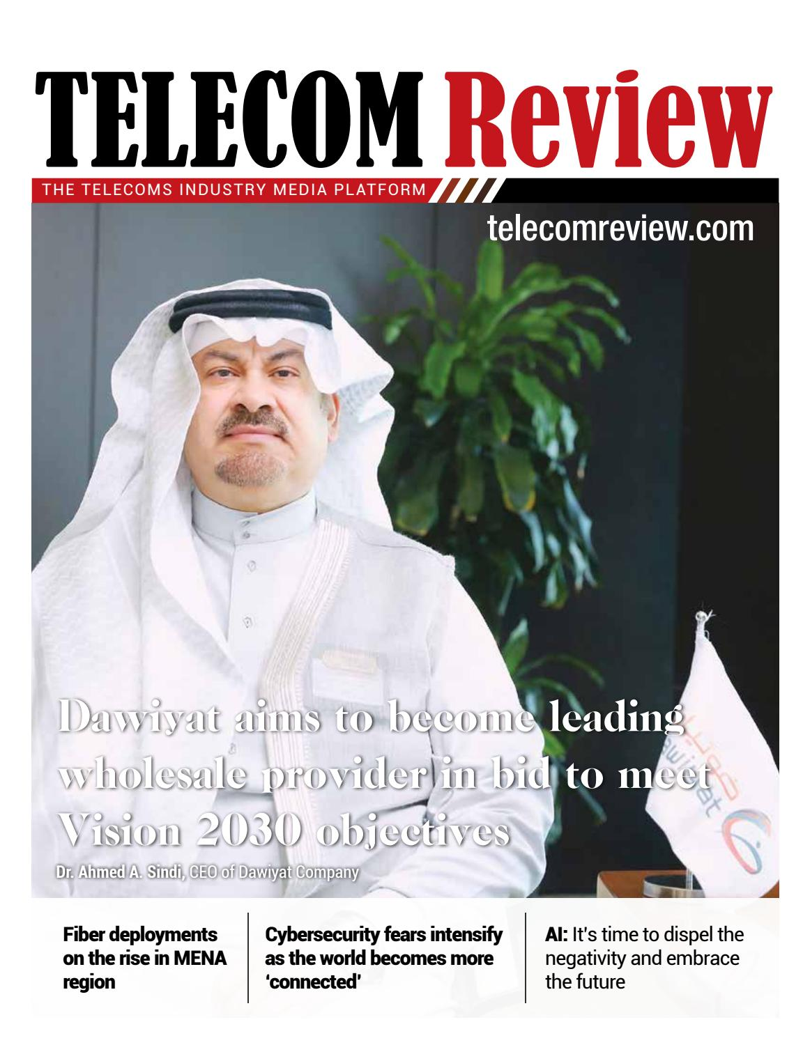Telecom Review September 2018 by tracemedia - issuu