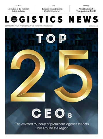 Logistics News ME - September 2018 by BNC Publishing - issuu