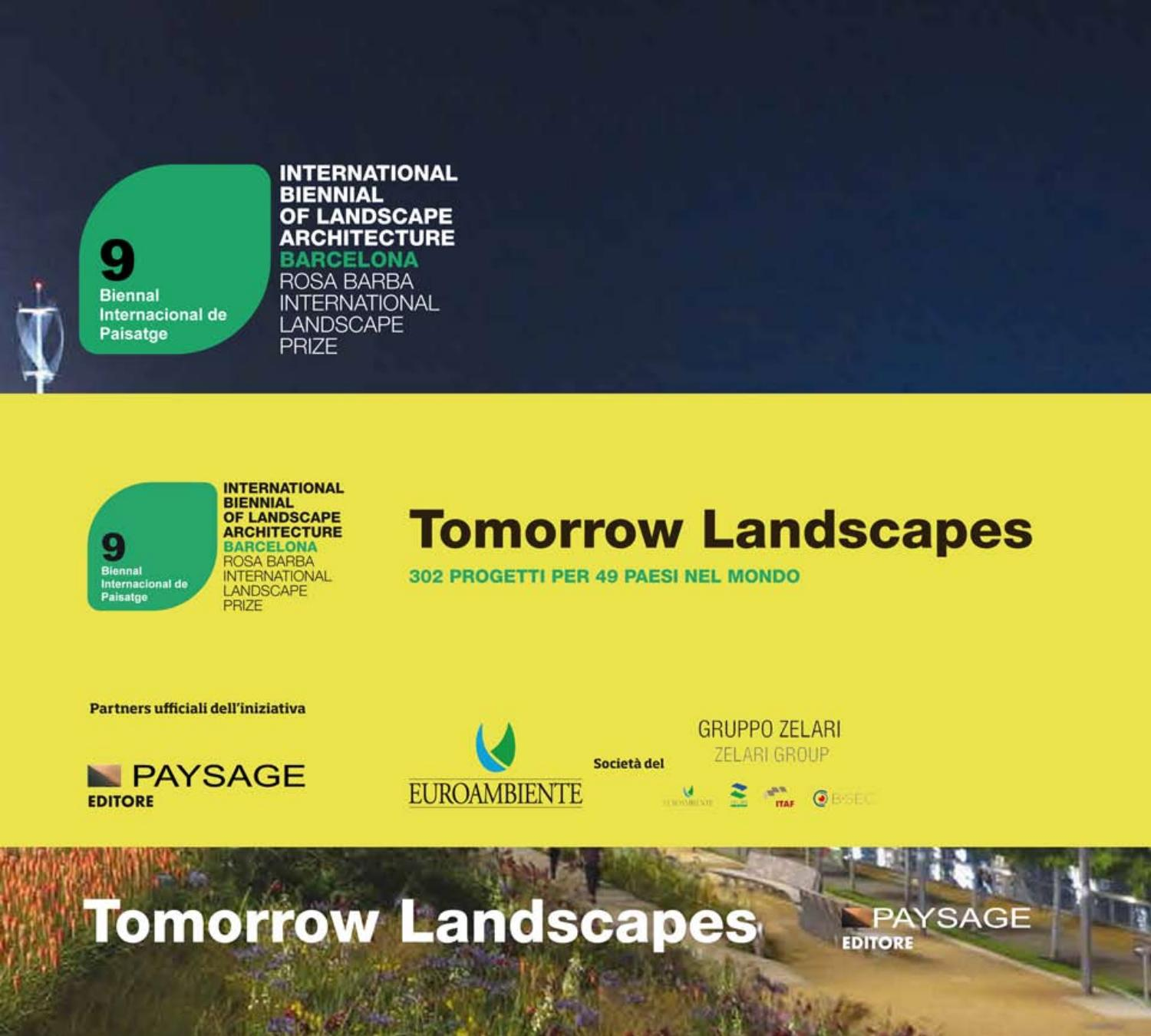 Tomorrow Landscapes By Paysage Issuu