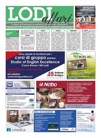 cheap for discount a9942 438ba Lodi Affari 6 Settembre