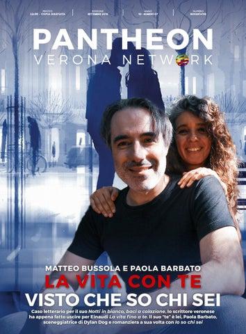 Pantheon 93 - Matteo Bussola e Paola Barbato. La vita fino a te ... 4f11a1025117