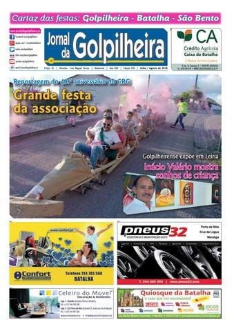 JG 250 Julho Agosto de 2018 by Jornal da Golpilheira - issuu 6cdf8d3df7d