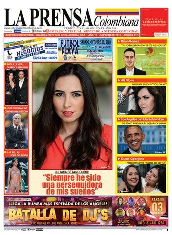 cb574d07 www.laprensacolombiana.com Búsquenos: PERIÓDICO FUNDADO EN EL AÑO 2001