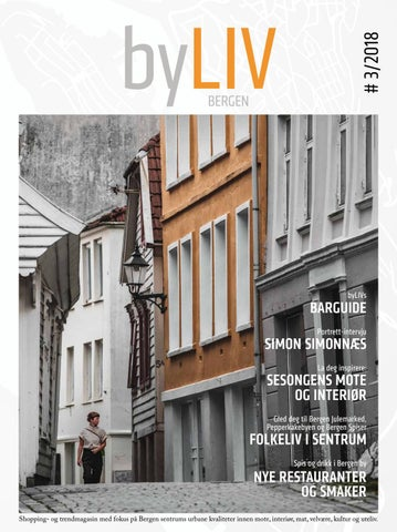 1ee4f778c byLIV Bergen #3/2018 by Bergen Sentrum - issuu