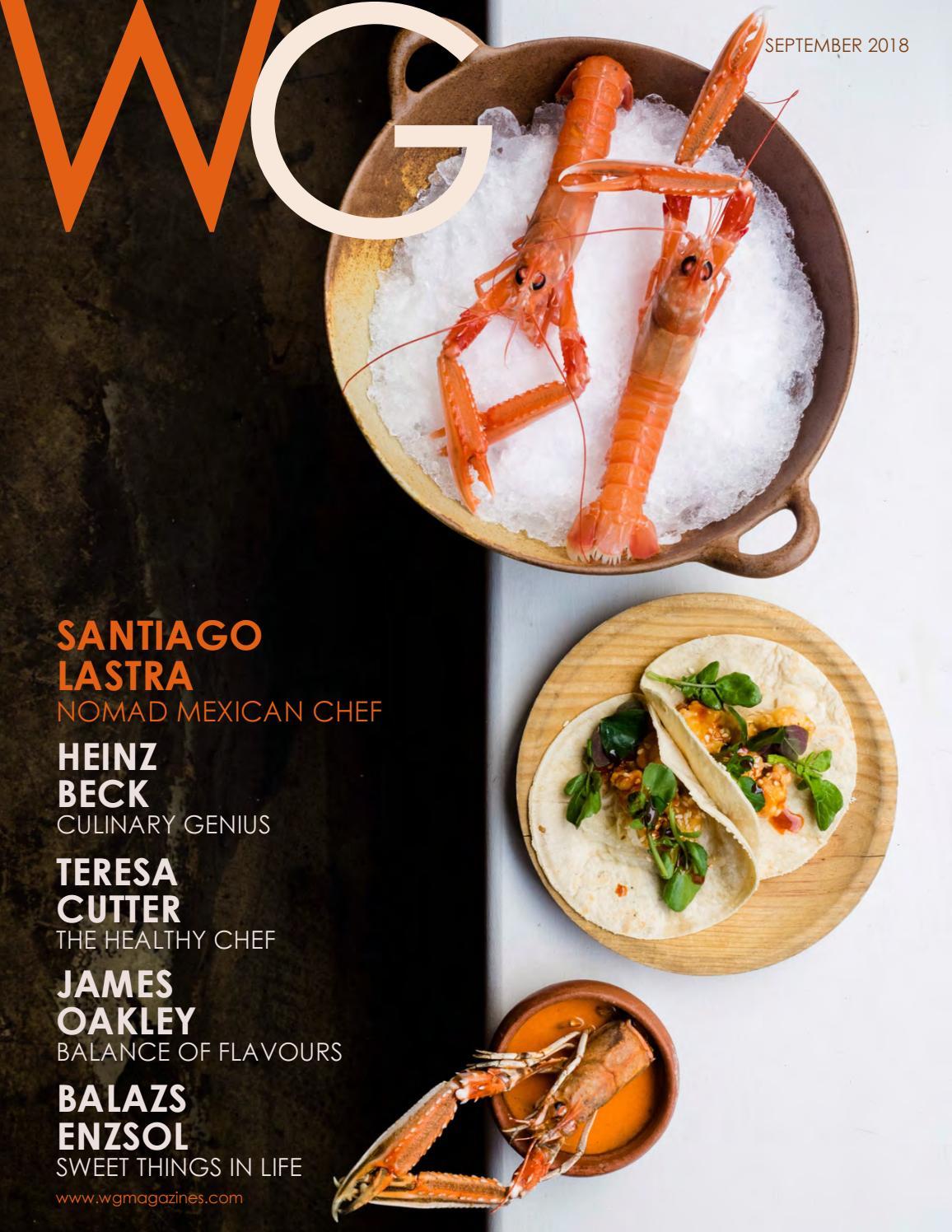WG Magazine September 2018