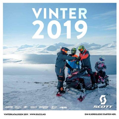 6e2e50608 Vinterkatalogen 2019 by Ruco Scandinavia - issuu